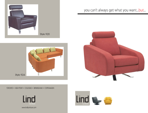 Furniture Catalogue Layout