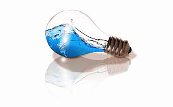 light bulb showcasing creativity