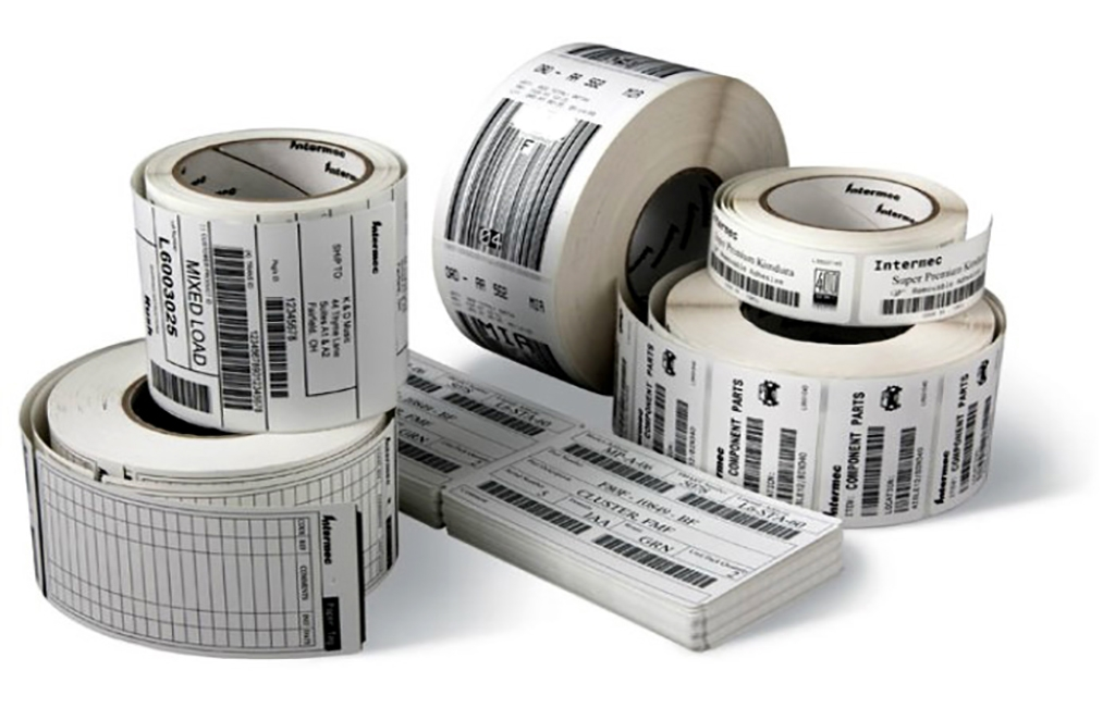 Bar code labels and variable data printing