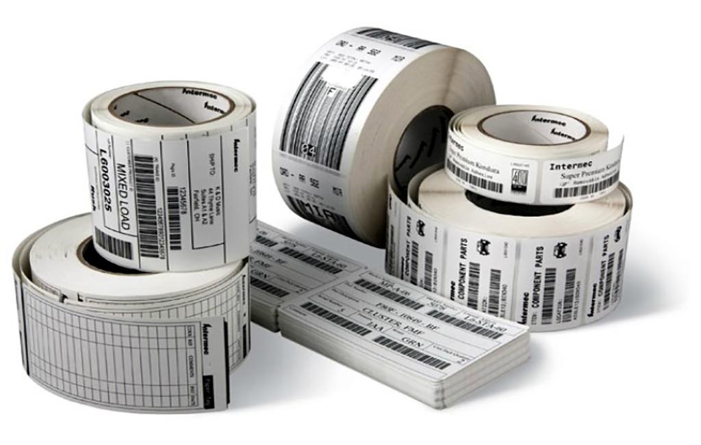 Bar code labels and variable data printing