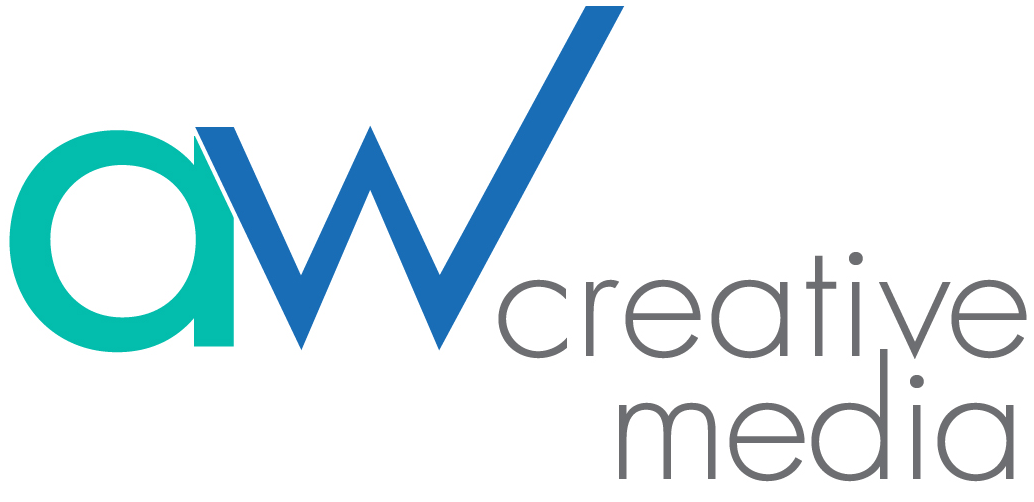 Best Print and Graphic Design Services | AW Creative Media Mobile Retina Logo